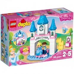 LEGO DUPLO 10855 Magiczny Zamek Kopciuszka NOWOŚĆ 2017