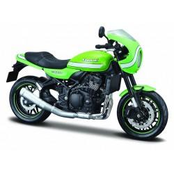 MAISTO Motor MOTOCYKL KAWASAKI Z900RS CAFE Zielony 31101-36