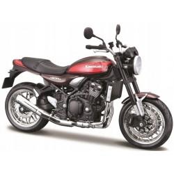 MAISTO Motor MOTOCYKL KAWASAKI Z900RS Brązowo-Pomarańczowy 31101-29