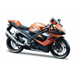 MAISTO Motor MOTOCYKL SUZUKI GSX-R1000 31101-04