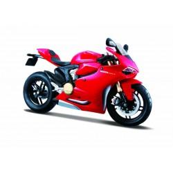 MAISTO Motor MOTOCYKL DUCATI 1199 PANIGALE z Podstawką 32704-42