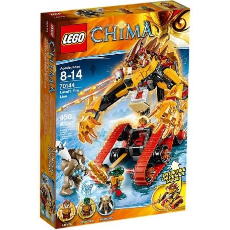 LEGO CHIMA 70144 Ognisty Pojazd Lavala