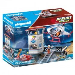 PLAYMOBIL Rescue Action 70664 OCHRONA WYBRZEŻA