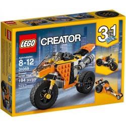 LEGO CREATOR 31059 Motocykl z Bulwaru Zachodzącego Słońca NOWOŚĆ 2017