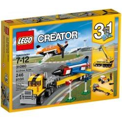 LEGO CREATOR 31060 Pokazy Lotnicze NOWOŚĆ 2017