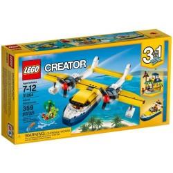 LEGO CREATOR 31064 Przygody na Wyspie NOWOŚĆ 2017