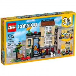 LEGO CREATOR 31065 Dom przy Ulicy Parkowej NOWOŚĆ 2017
