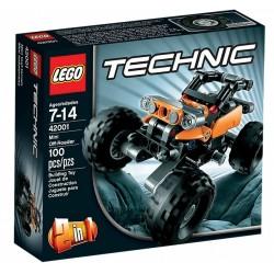 LEGO TECHNIC 42001 Quad
