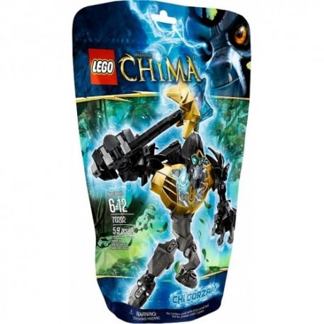LEGO CHIMA 70202 Chi Gorzan
