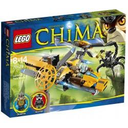 LEGO CHIMA 70129 Pojazd Lavertusa