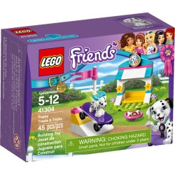 LEGO FRIENDS 41304 Sztuczki i przysmaki dla Piesków NOWOŚĆ 2017
