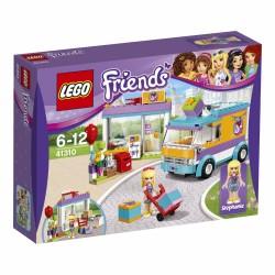 LEGO FRIENDS 41310 Dostawca Upominków w Heartlake NOWOŚĆ 2017