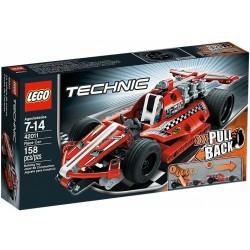 LEGO TECHNIC 42011 Samochód Wyścigowy