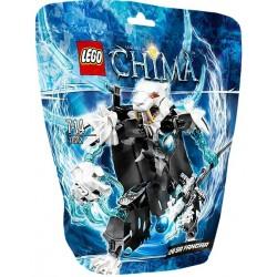 LEGO CHIMA 70212 Lodowy Chi Sir Fangar
