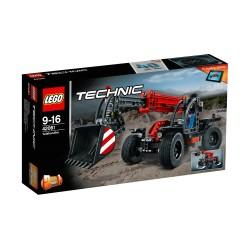 """LEGO TECHNIC 42061 Ładowarka Teleskopowa """"2 W 1"""" Samochód Holowniczy NOWOŚĆ 2017"""