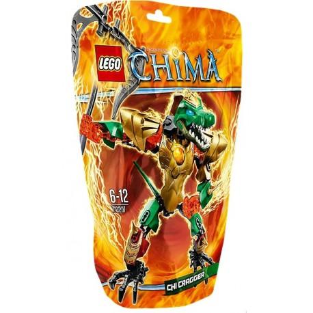 LEGO CHIMA 70207 Ognisty Chi Cragger