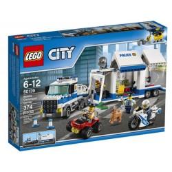 LEGO CITY 60139 Mobilne Centrum Dowodzenia NOWOŚĆ 2017