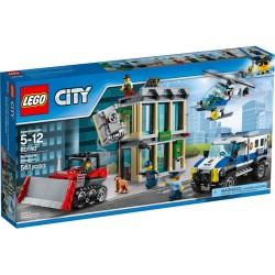 LEGO CITY 60140 Włamanie Buldożerem NOWOŚĆ 2017