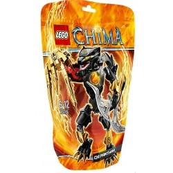LEGO CHIMA 70208 Ognisty Chi Panthar