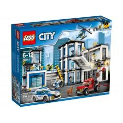 LEGO CITY 60141 Posterunek Policji NOWOŚĆ 2017