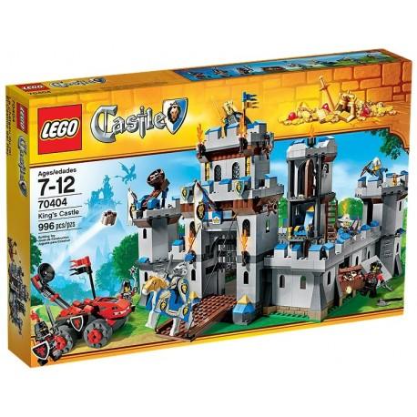 LEGO CASTLE 70404 Zamek Królewski