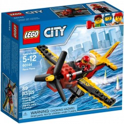 LEGO CITY 60144 Samolot Wyścigowy NOWOŚĆ 2017