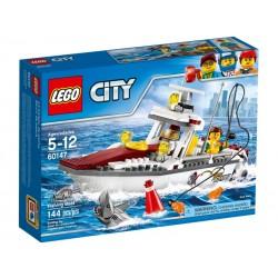 LEGO CITY 60147 Łódź Rybacka NOWOŚĆ 2017