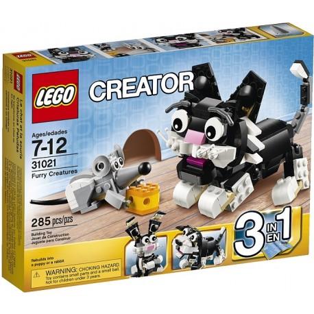 LEGO CREATOR 31021 Zabawa w Kotka i Myszkę