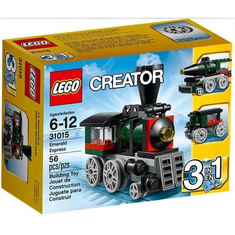 LEGO CREATOR 31015 Lokomotywa Ekspres