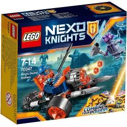LEGO NEXO KNIGHTS 70347 Artyleria Królewskiej Straży NOWOŚĆ 2017