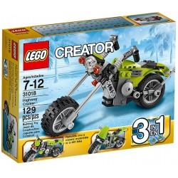LEGO CREATOR 31018 Zdobywca Autostrad