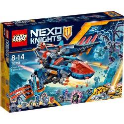 LEGO NEXO KNIGHTS 70351 Blasterowy Pojazd Clay'a NOWOŚĆ 2017
