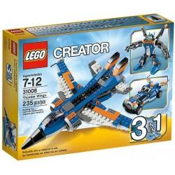 LEGO CREATOR 31008 Zdobywcy Przestworzy