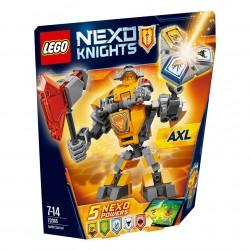 LEGO NEXO KNIGHTS 70365 Zbroja Axla NOWOŚĆ 2017