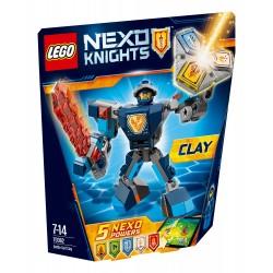 LEGO NEXO KNIGHTS 70362 Zbroja Claya NOWOŚĆ 2017