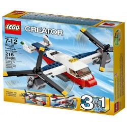 LEGO CREATOR 31020 Śmigłowiec