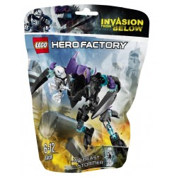 LEGO HERO FACTORY 44016 Bestia Jaw Kontra Stormer