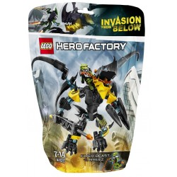 LEGO HERO FACTORY 44020 Bestia Flyer kontra Breez