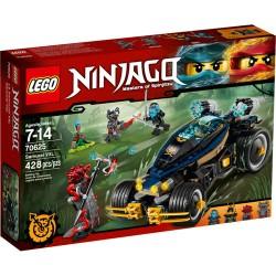 LEGO NINJAGO 70625 Samuraj VXL NOWOŚĆ 2017