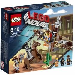 LEGO MOVIE 70800 Ucieczka Szybowcem