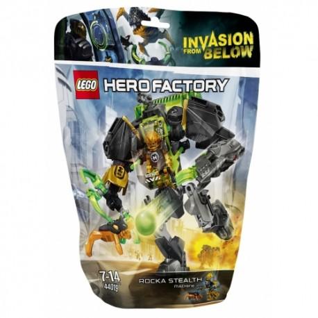 LEGO HERO FACTORY 44019 Niewykrywalna Maszyna Rocka