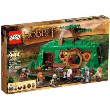 LEGO HOBBIT 79003 Nieoczekiwane Zebranie