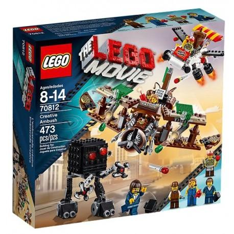 LEGO MOVIE 70812 Kreatywna Pułapka