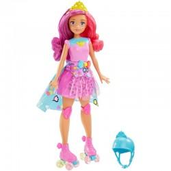 Mattel - DTW00 - Lalka - Barbie: Video Game Hero - Księżniczka Bella z Grą Pamięciową - NOWOŚĆ 2017!