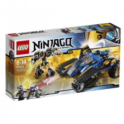 LEGO NINJAGO 70723 Piorunowy Pojazd