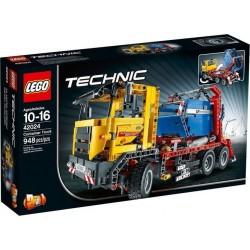 LEGO TECHNIC 42024 Ciężarówka do Przewozu Kontener