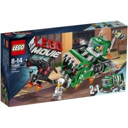 LEGO MOVIE 70805 Śmieciozgryzarka