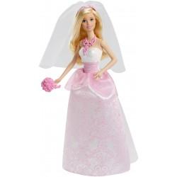 Mattel - CFF37 - Lalka Barbie - Panna Młoda NOWOŚĆ 2017!