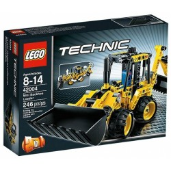 LEGO TECHNIC 42004 Koparko Ładowarka