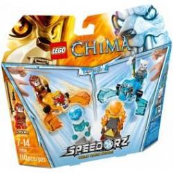 LEGO CHIMA 70156 Walka Ognia z Lodem